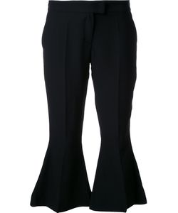 Elaidi | Cropped Trousers 44 Polyester