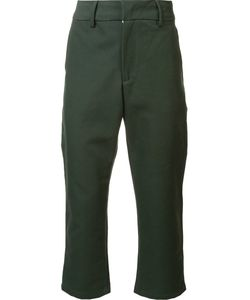 Bristol | Cropped Trousers Xl Cotton