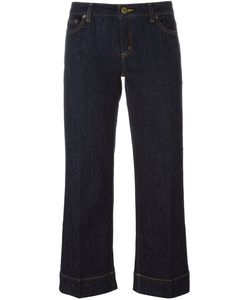 Michael Michael Kors | Straight Leg Cropped Jeans 10