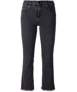 Current/Elliott | Cropped Jeans 24 Cotton/Polyester