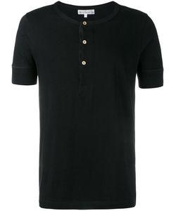 MERZ B. SCHWANEN | Henley T-Shirt Xxl Cotton