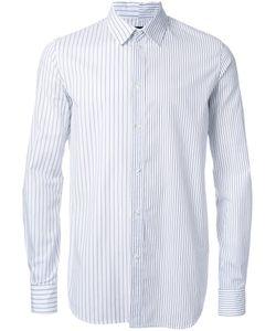 DRESSEDUNDRESSED | Pinstriped Shirt 3 Cotton