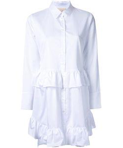 Elaidi | Ruffled Detailed Tunic 42 Cotton