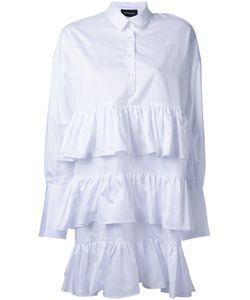 Elaidi | Ruffled Tunic 42 Cotton