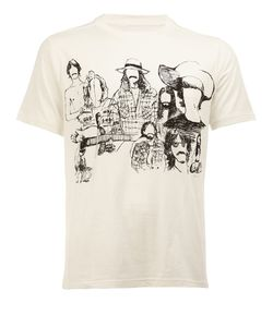 THE SOLOIST | Printed T-Shirt 44 Cotton