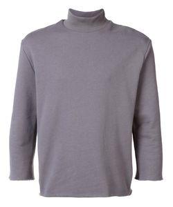 Bristol | High Neck T-Shirt Small Cotton