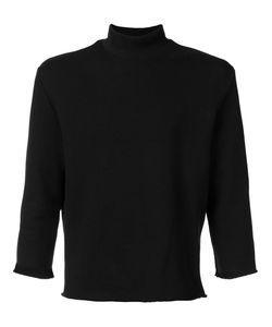 Bristol | High Neck T-Shirt Medium Cotton
