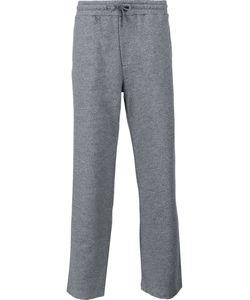 Kenzo | Straight Leg Track Pants Large Cotton