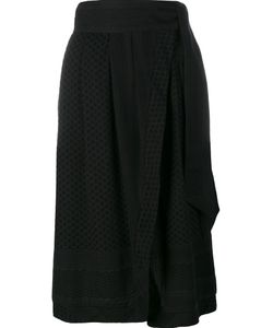 CECILIE COPENHAGEN | Abalone Cotton Midi Skirt 2 Cotton