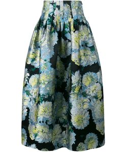 Adam Lippes | Full Skirt 10 Silk/Polyester