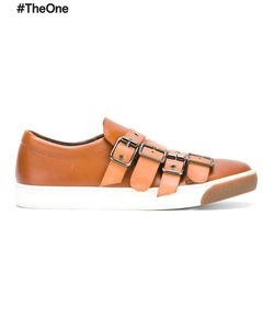 LATHBRIDGE BY PATRICK COX | -Strap Slip-On Sneakers 9