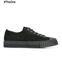 ADIEU PARIS | Type W.O. Sneakers 40 Cotton/Leather/Suede/Rubber