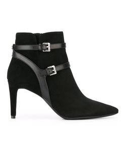 Michael Michael Kors | Fawn Ankle Boots 10 Leather/Suede/Rubber