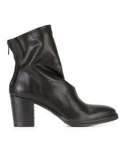 THE LAST CONSPIRACY | Rear Zip Ankle Boots 36