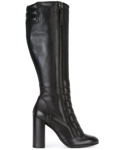 Diesel | Knee-High Boots 38 Leather