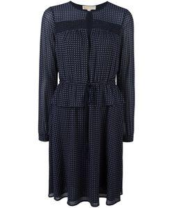 Michael Michael Kors | Small Pattern Longsleeved Dress 6