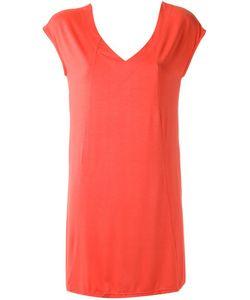 Lygia & Nanny | V Neck Dress 46 Cotton/Spandex/Elastane