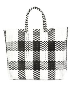 Truss Nyc | Checked Tote