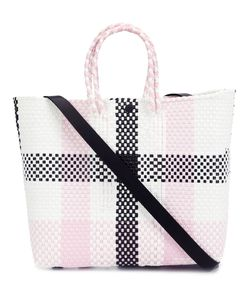 Truss Nyc | Checked Small Tote