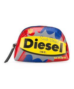 Diesel | Logo Print Clutch