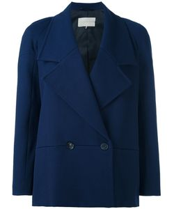 L' Autre Chose | Lautre Chose Double Breasted Blazer 40 Cotton/Polyamide/Polyester/Viscose