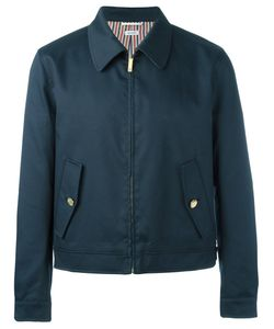 Thom Browne | Zip Up Sport Jacket 1 Cotton/Cupro