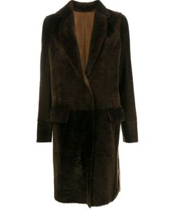 Yves Salomon | Shearling Coat 38 Lamb Skin/Lamb Fur