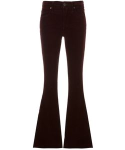 Citizens of Humanity | Fleetwood Flared Trousers 30 Cotton/Spandex/Elastane