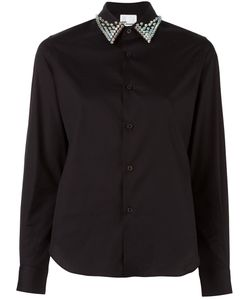 Comme Des Garçons Noir Kei Ninomiya   Studded Collar Shirt