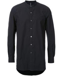 KAZUYUKI KUMAGAI | Band Collar Shirt 3 Cotton