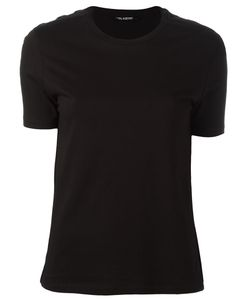 Neil Barrett | Woven Shoulder T-Shirt Large Cotton