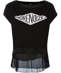 Diesel | Morenoize Print T-Shirt Small Cotton/Viscose
