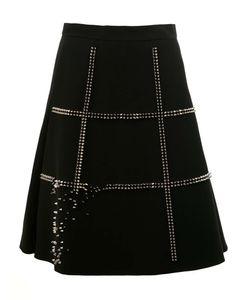 Comme Des Garçons Noir Kei Ninomiya | Studded A-Line Skirt