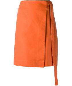 EGREY   High Waist Skirt Size 40 Cotton