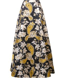 Alice + Olivia | Pattern Skirt 2 Nylon/Polyester