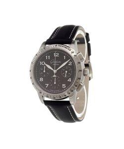 Glashuette Original   Navigator Chronograph Analog Watch Adult Unisex
