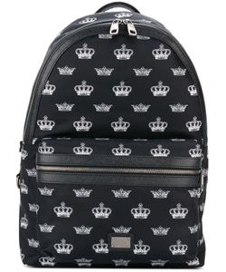Dolce & Gabbana | Vulcano Backpack Leather/Nylon