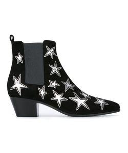 Saint Laurent   Rock 40 Chelsea Boots 37 Leather/Suede