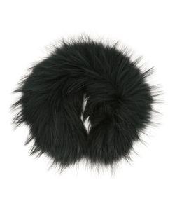 DRESS CAMP | Dresscamp Fur Headband Racoon Fur