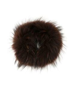 DRESS CAMP | Dresscamp Furry Headband Racoon Fur