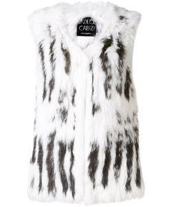 Dolce Cabo | Fur Waistcoat Small Cotton/Rabbit Fur