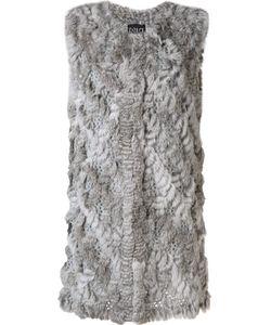 Dolce Cabo | Fur Waistcoat Small Rabbit Fur/Acrylic