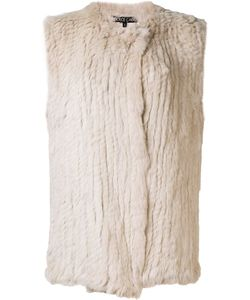 Dolce Cabo | Fur Waistcoat Large Rabbit Fur
