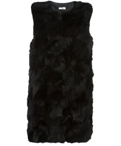 DESA COLLECTION | Fur Gilet 40 Sheep Skin/Shearling/Acetate/Viscose
