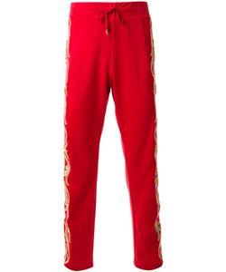 DRESS CAMP | Dresscamp Embroide Track Pants 44 Polyester