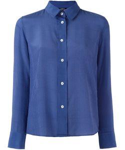 A.P.C. | Striped Shirt 38 Silk