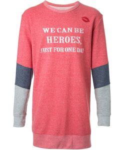 DRESS CAMP | Dresscamp Heroes Sweatshirt Adult Unisex Xs Cotton