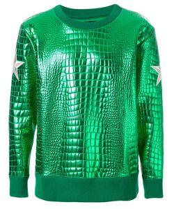 DRESS CAMP | Dresscamp Arm Patch Sweatshirt Adult Unisex Medium Polyester
