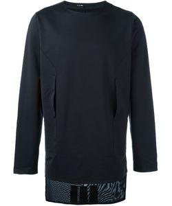 Y-3 | Layered Sweatshirt Xs Cotton/Polyamide/Polyurethane