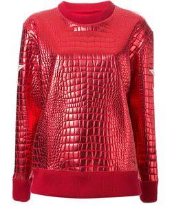 DRESS CAMP | Dresscamp Embossed Sweatshirt Adult Unisex Xs Polyester